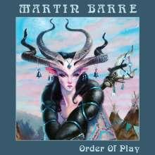 Martin Barre: Order Of Play (+Bonus), CD