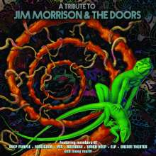 A Tribute To Jim Morrison & The Doors, CD