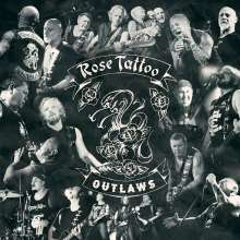 Rose Tattoo: Outlaws, CD