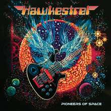 Hawkestrel: Pioneers Of Space, CD