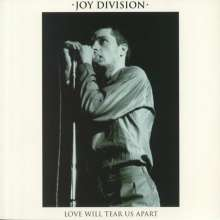 Joy Division: Love Will Tear Us Apart (Limited Edition) (Glow In The Dark Vinyl), LP