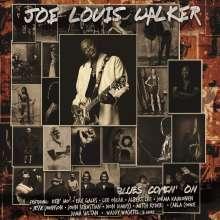 Joe Louis Walker: Blues Comin' On (Limited Edition) (White Vinyl), LP