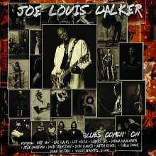 Joe Louis Walker: Blues Comin' On, CD