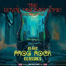 Royal Philharmonic Orchestra: Plays Prog Rock Classics, LP