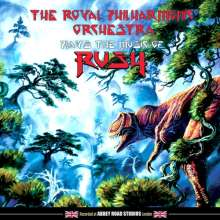 Royal Philharmonic Orchestra: Plays The Music Of Rush, LP