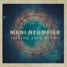 Mani Neumeier: Talking Guru Drums (Clear Vinyl), LP