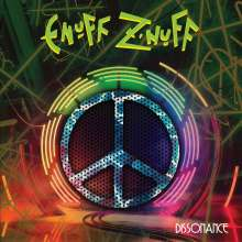 Enuff Z'nuff: Dissonance (Limited Edition) (Green Vinyl), LP