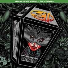 311: Mardi Gras 2020 (Special Edition), 1 CD, 1 Blu-ray Disc und 1 DVD
