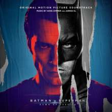 Filmmusik: Batman v Superman: Dawn Of Justice (Deluxe Edition), 2 CDs