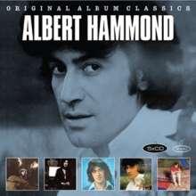 Albert Hammond: Original Album Classics, 5 CDs