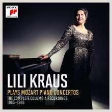 Wolfgang Amadeus Mozart (1756-1791): Sämtliche Klavierkonzerte, 12 CDs