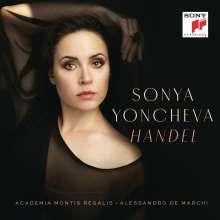 Sonya Yoncheva - Händel, CD