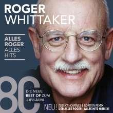 Roger Whittaker: Alles Roger - Alles Hits, 2 CDs