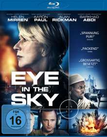Eye in the Sky (Blu-ray), Blu-ray Disc