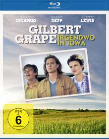 Gilbert Grape - Irgendwo in Iowa (Blu-ray), Blu-ray Disc