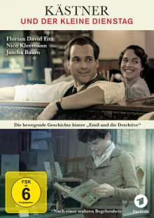 Kästner und der kleine Dienstag, DVD