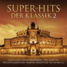 Super-Hits der Klassik Vol.2, 2 CDs