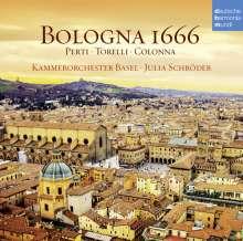 Bologna 1666, CD