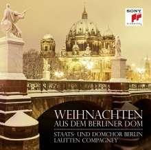 Staats- und Domchor Berlin - Weihnachten aus dem Berliner Dom, CD