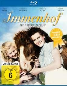 Immenhof (Die 5 Originalfilme) (Blu-ray), 2 Blu-ray Discs