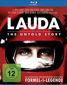 Lauda: The Untold Story (Blu-ray), Blu-ray Disc