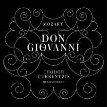 Wolfgang Amadeus Mozart (1756-1791): Don Giovanni (180g), 4 LPs