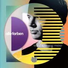 Alle Farben: Music Is My Best Friend, CD