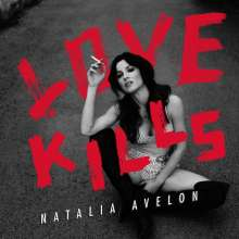 Natalia Avelon: Love Kills, CD