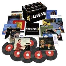 RCA Living Stereo - The Remastered Collector's Edition, 60 CDs