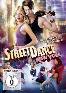 Streetdance: New York, DVD