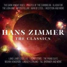 Hans Zimmer (geb. 1957): Hans Zimmer: The Classics, 2 LPs
