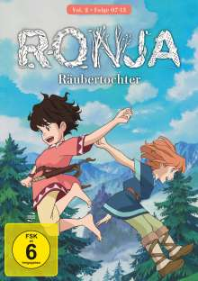 Ronja Räubertochter Vol. 2, DVD