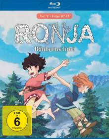 Ronja Räubertochter Vol. 2 (Blu-ray), Blu-ray Disc
