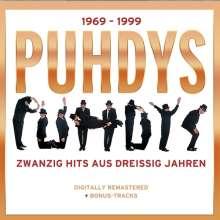 Puhdys: Puhdys 1969 - 1999 (20 Hits aus 30 Jahren), CD