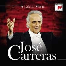 Jose Carreras - A Life in Music, 2 CDs