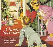 Chor des Bayerischen Rundfunks - Christmas Surprises, CD