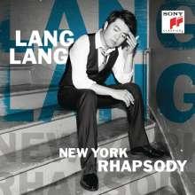 Lang Lang - New York Rhapsody, CD