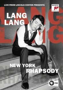 Lang Lang - New York Rhapsody, DVD