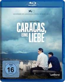 Caracas, eine Liebe (Blu-ray), Blu-ray Disc