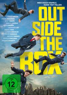 Outside the Box, DVD