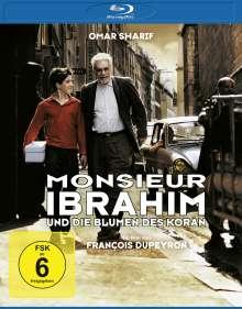 Monsieur Ibrahim und die Blumen des Koran (Blu-ray), Blu-ray Disc