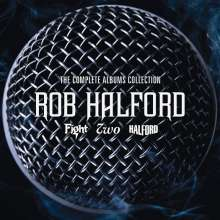 Rob Halford: The Complete Albums Collection, 14 CDs
