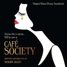 Filmmusik: Café Society, CD