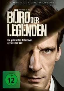 Büro der Legenden Staffel 1, 3 DVDs