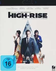 High-Rise (Blu-ray), Blu-ray Disc