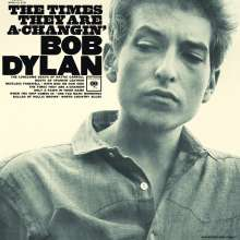 Bob Dylan: The Times They Are A Changin' (180g), LP