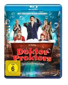 Doktor Proktors Zeitbadewanne (Blu-ray), Blu-ray Disc