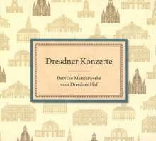 Dresdner Konzerte, CD