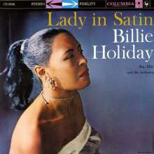 Billie Holiday (1915-1959): Lady In Satin, CD