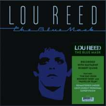 Lou Reed: The Blue Mask (remastered), LP